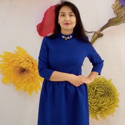 Алтын Каукенова, Саратов