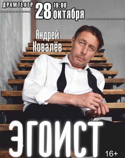 Андрей Ковалёв, Калининград