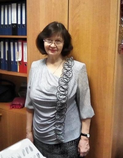 Валентина Веселова
