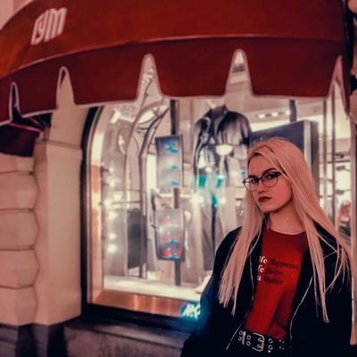 Маша Молодых, Москва