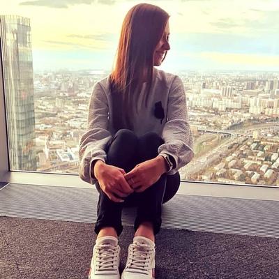 Юлия Иванова, Москва