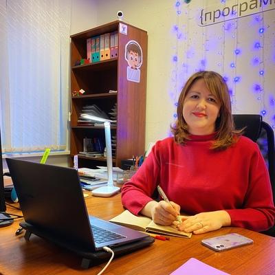 Елена Новоженина, Санкт-Петербург