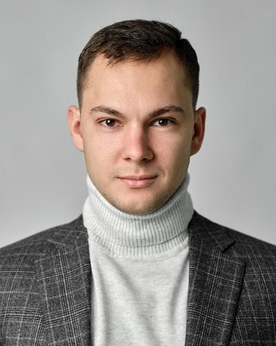 Александр Верга, Москва