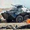 Полигон «Академия-Милитари» - катание на танке