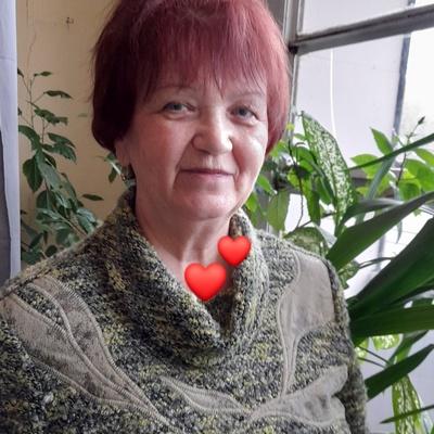 Людмила Голубева, Тверь