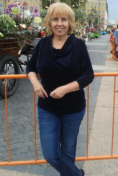 Галина Горохова-Мазина, Санкт-Петербург