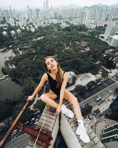 Nora Gonzales, Москва