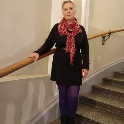 Наталья Карвонен