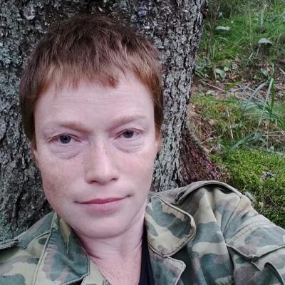 Маша Польщикова, Санкт-Петербург