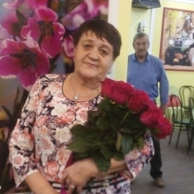 Тамара Лопатина