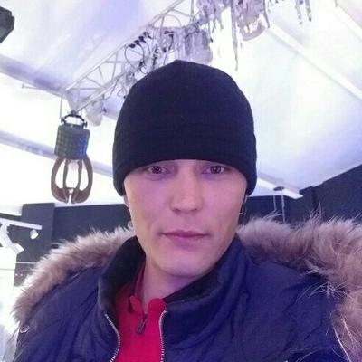 Егор Странник