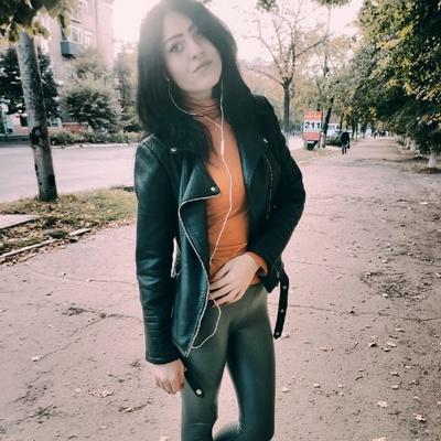 Анастасья Шарун, Горловка