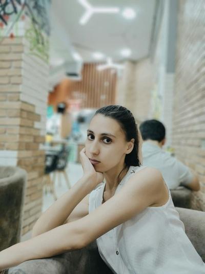 Наргиза Ямбарцева