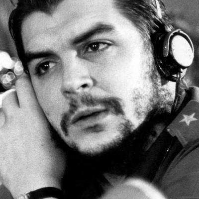 Ernesto Che-Guevara, Rosario