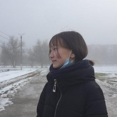Заяна Сосвикова, Элиста