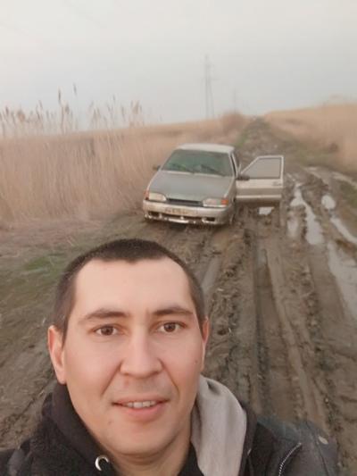 Алексей Коновалов, Темрюк