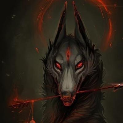 Fenrir Black-Wolf