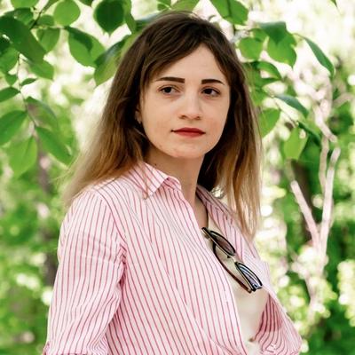 Анастасия Саева