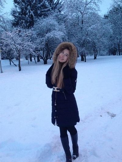 Таня Алексеева, Санкт-Петербург