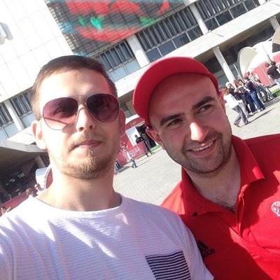 Вадим Данилов, Москва