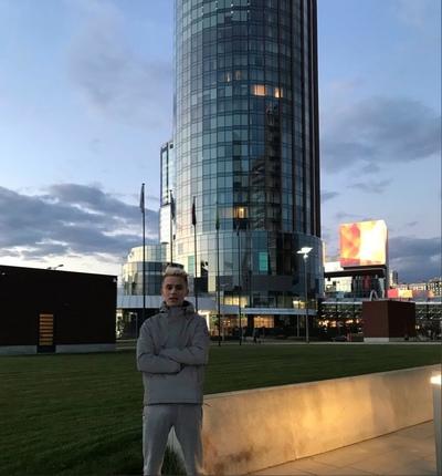 Павел Осипов, Екатеринбург