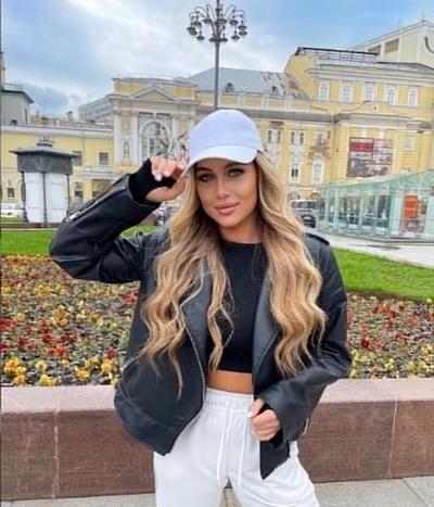 Александра Перфильева, Санкт-Петербург