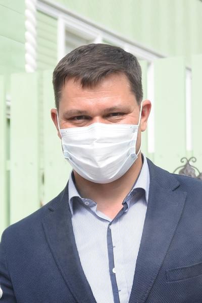 Сергей Воропанов, Вологда