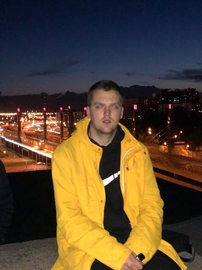 Александр Мышкин, Санкт-Петербург