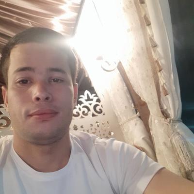 Жушкинбек Машарипов
