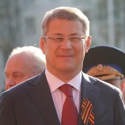 Радий Хабиров, Уфа