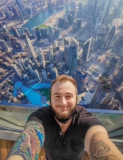 Александр Антощенко, Dubai