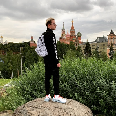 Макс Херрингтон, Москва