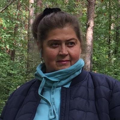 Марина Давыдова, Санкт-Петербург