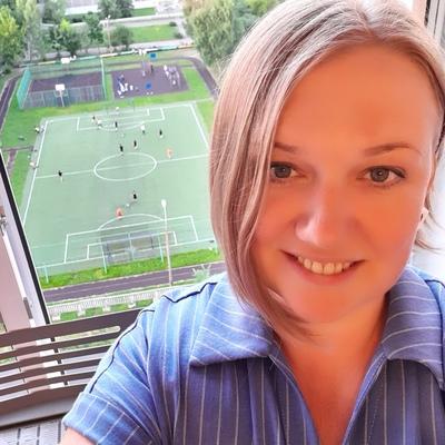 Светлана Шестакова, Москва