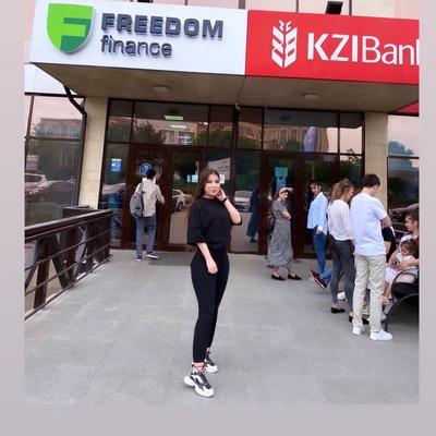 Балназым Сулейменова, Шымкент