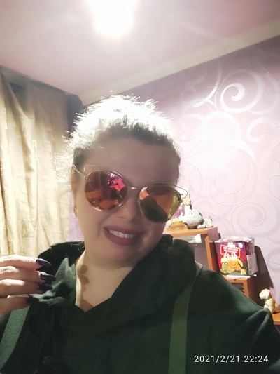 Анна Любимова, Кривой Рог