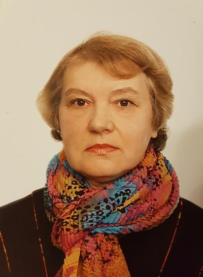 Людмила Рудых, Санкт-Петербург