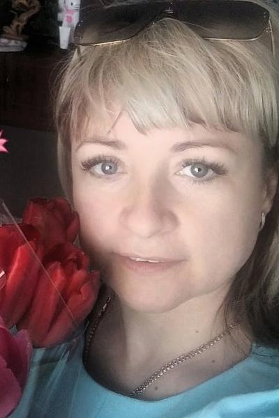 Марина Новоселова, Санкт-Петербург