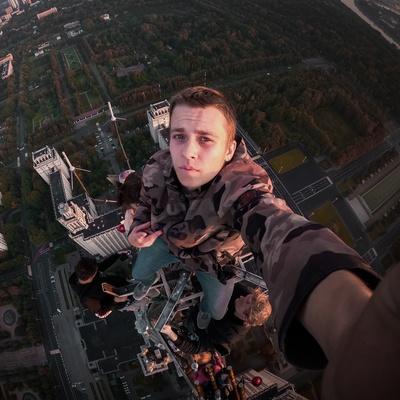 Алексей Каптюг, Москва