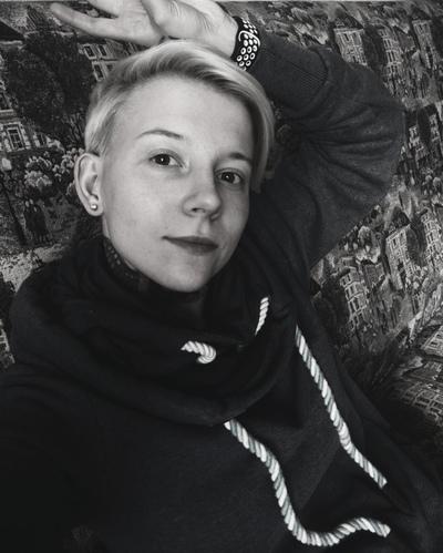 Марина Алексеева, Санкт-Петербург