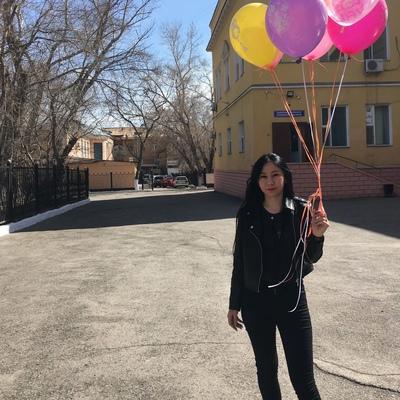 Молдир Кыстауова, Караганда