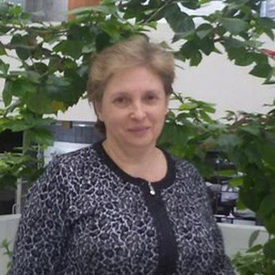 Ирина Ковзиридзе