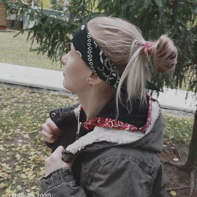 Катя Мануйлова, Курган