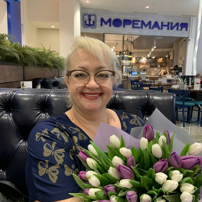 Irina Moiseeva, Moscow