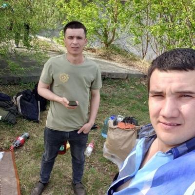 Abrorbek Karimjanov