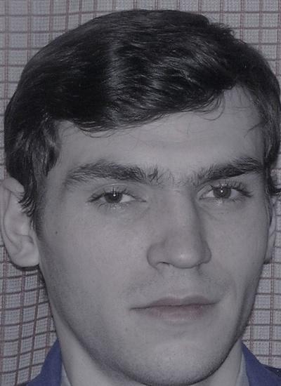 Евгений Петров, Красноярск