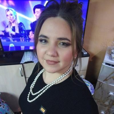 Наталия Лабецкая, Усмань