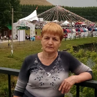 Надежда Дюдюкина, Сергиевск
