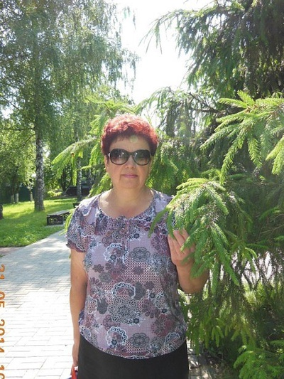 Наталья Лёвшина-Асеева, Курск