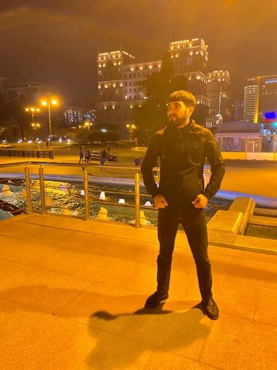 Rabil Qarayev, Baku